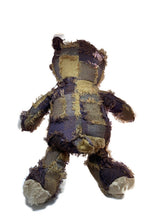 Load image into Gallery viewer, Bruno Denim Bear Plush Animal Toy (Limited Edition)