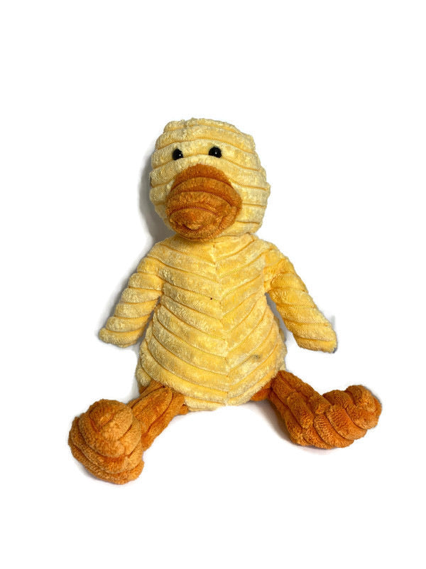 Limited Edition. Cuddly Plush Duckling (Dixie)