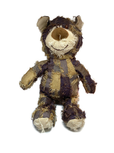 Bruno Denim Bear Plush Animal Toy (Limited Edition)