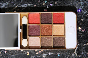 Water Proof Phone Eye Shadow Kit