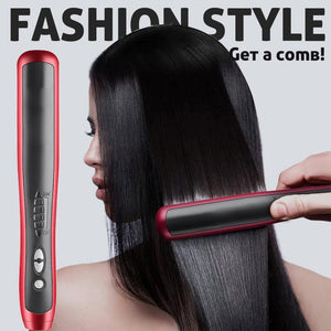 2 IN 1 Hair Straightening Curls Styler