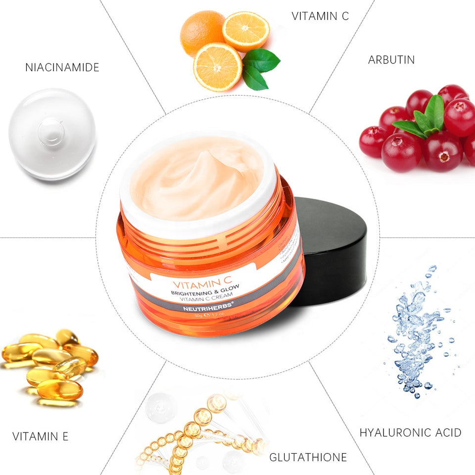 Whitening and Glowing Vitamin C Cream