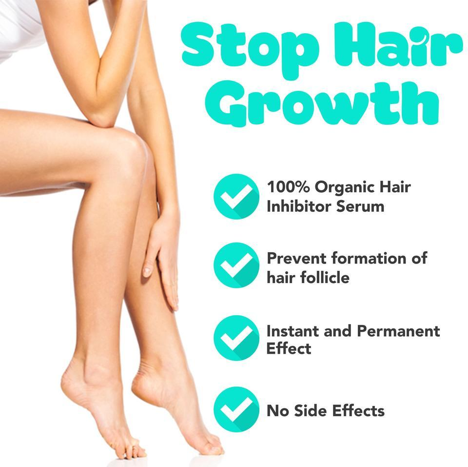 BUY 1 TAKE 1 Natural Permanent Hair Growth Stop