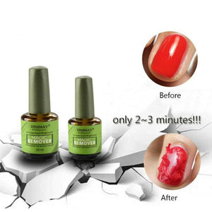 BEAUTY™ SOAK OFF NAIL POLISH REMOVER