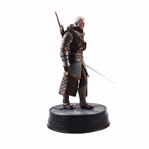 The Witcher 3 Wild Hunt DARK HORSE Geralt of Rivia Grandmaster -  24CM