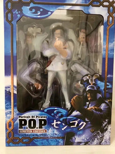 One Piece The Marine POP Sengoku - 27CM