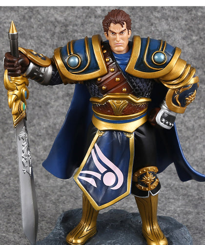 League of Legends Garen the Might of Demacia