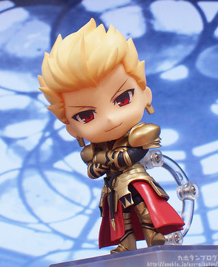 Fate/Stay Nigh Gilgamesh Nendoroid Q-Version Figure - 10cm