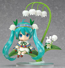 Load image into Gallery viewer, Hatsune Miku 2015 Snow Miku Q-Version - 10CM