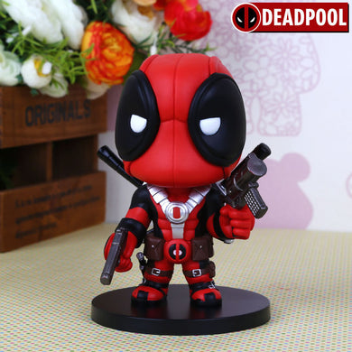 X-Men Deadpool Q-Version Figure - 13CM