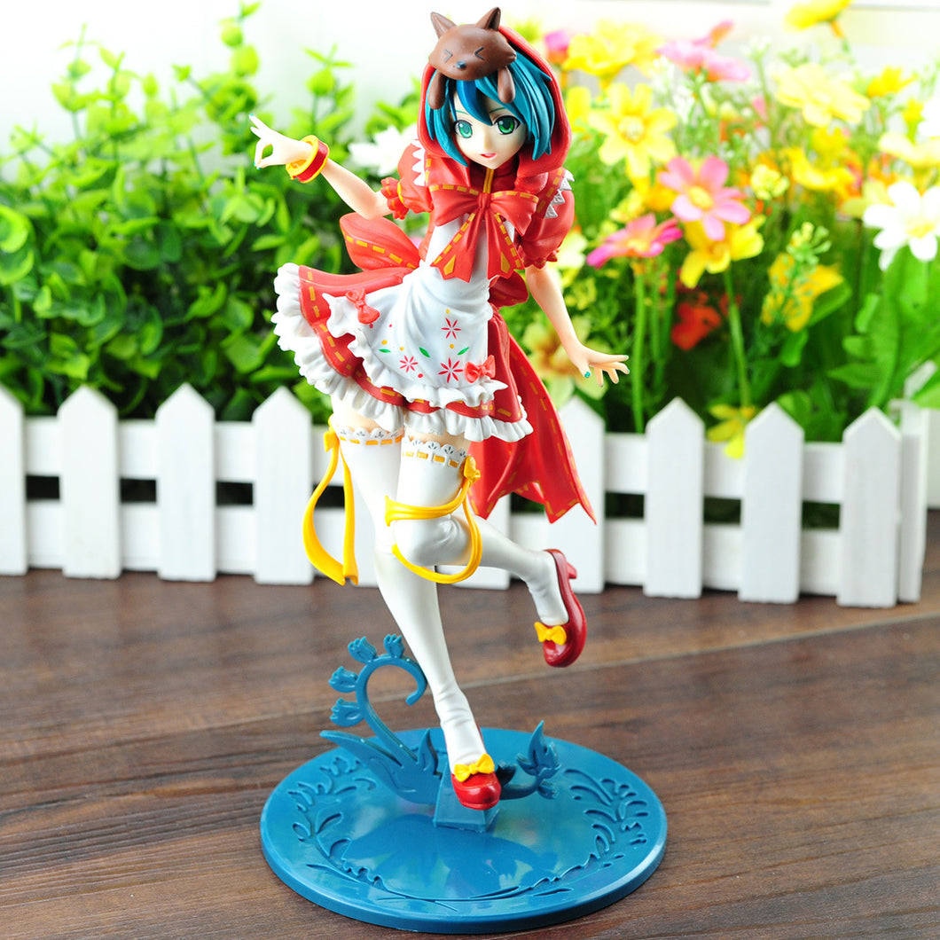 Hatsune Miku Project DIVA  Little Red Riding Hood Version - 23CM