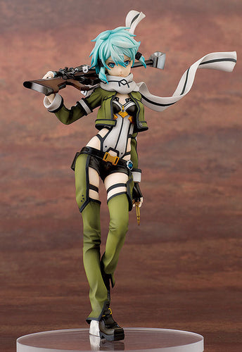 Sword Art Online Aquamarine Asada Shino Figure - 22.5CM