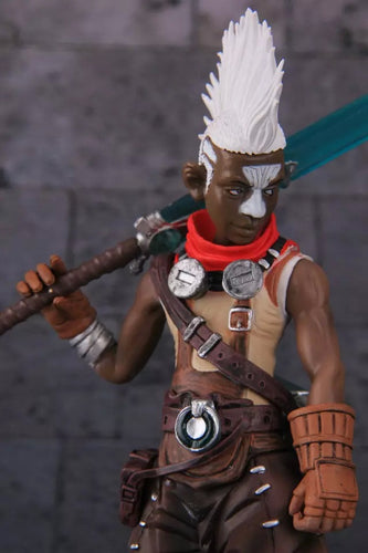 League of Legends Ekko  the Boy Who Shattered Time Game Figure - 20cm