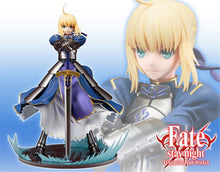 Load image into Gallery viewer, Fate/Stay Night saber anime figure - 25cm