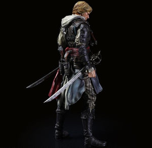 Assassin's Creed 3 Edward James Kenway Game figure - 28CM