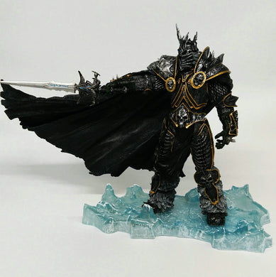 World of Warcraft THE LICH KING ARTHAS MENETHIL - 21 CM