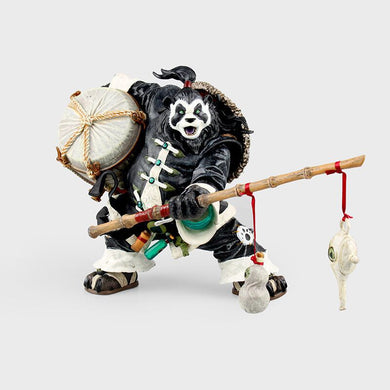 World of warcraft Pandaren Chen Stormstout Game Figure - 22cm
