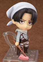 Load image into Gallery viewer, Attack On Titan Q-Version Cleaner Levi Ackerman 417 - 10CM