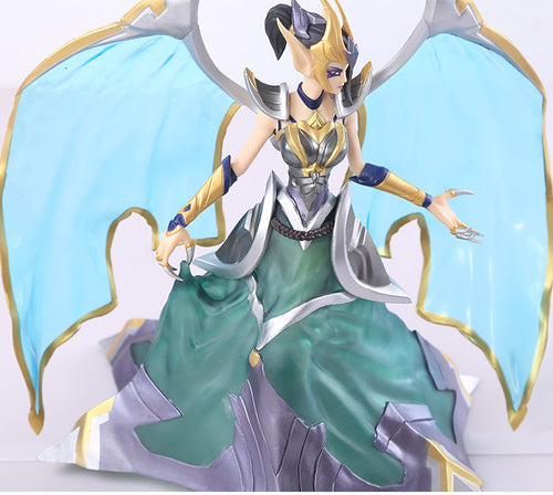 League of Legends Morgana  Fallen Angel Game Figure - 27cm