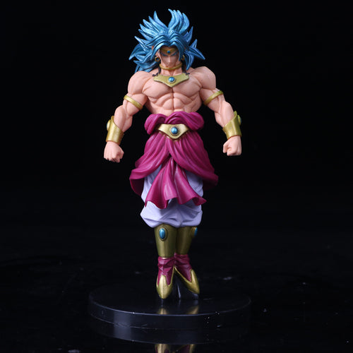 Dragon Ball Character Broly Figure - 18 CM