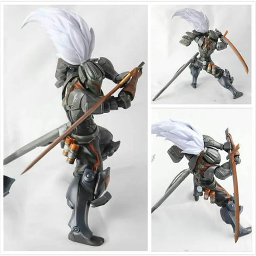 Yasuo Metal Gear Solid Ver. League of Legends - 20CM