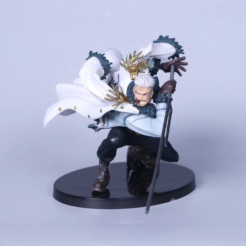 One piece Smoker figure - 13.5cm