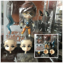 Load image into Gallery viewer, Overwatch Tracer Figure Q-Version - 10CM