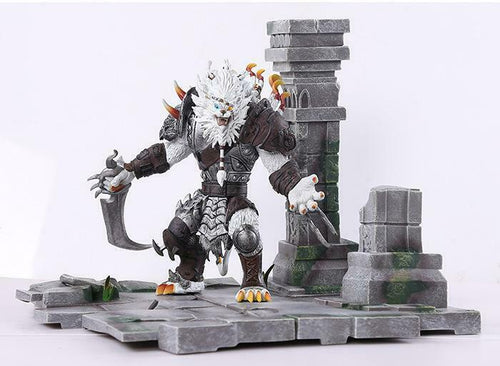 Figurine de Jeux League of Legends Rengar the Pridestalker Game Figure - 27cm