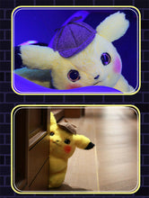 Load image into Gallery viewer, Peluche Pokémon Détective Pikachu - 28CM