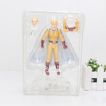 Load image into Gallery viewer, Figurine One Punch Man Saitama Action Figure - 13CM