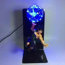 Load image into Gallery viewer, Dragon Ball San Goku Genki Dama Spirit Bomb V2 LED energy saving eye lamp