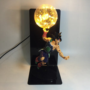 Dragon Ball San Goku Genki Dama Spirit Bomb V2 LED energy saving eye lamp