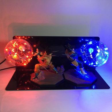 Dragon Ball San Goku Genki Dama Spirit Bomb V3 LED energy saving eye lamp