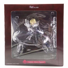 Load image into Gallery viewer, Fate/Stay Night Saber Alter Black Version Anime Figure - 20CM