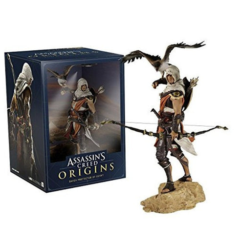 Assassin's Creed Origins Bayek With Eagle Game Figure - 25CM