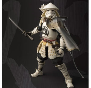 Star Wars Bow and arrow white soldier - 17cm