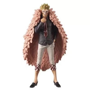 ‎Donquixote Doflamingo Young Ver. One Piece Anime Figure - 17CM