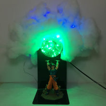 Load image into Gallery viewer, Dragon Ball San Goku Genki Dama Spirit Bomb V1 LED energy saving eye lamp