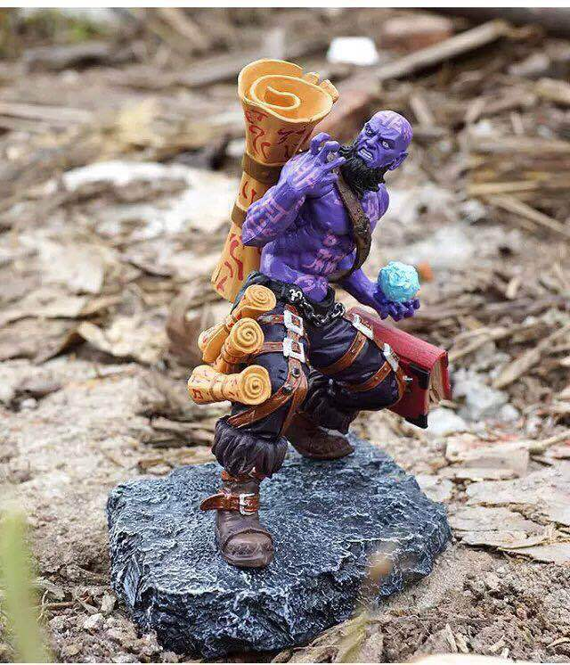 League of Legends Ryze Rune Mage Game Figure- 21 CM