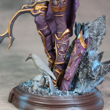 Load image into Gallery viewer, Sylvanas Queen of the Forsaken World of Warcraft Statue Figure - 23CM