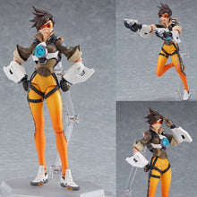 Load image into Gallery viewer, Lena Oxton Tracer Overwatch - 14 CM