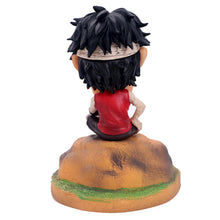 Load image into Gallery viewer, One piece Q-Version Ace in angry Nendoroid