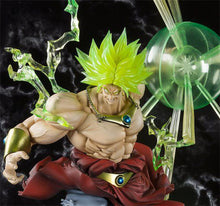 Load image into Gallery viewer, Dragon Ball The Burning Battles Super Saiyan Broly Figure - 23 CM