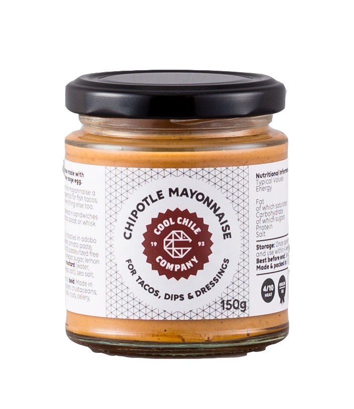 Chili mayo med let røget smag - Chipotle Mayo