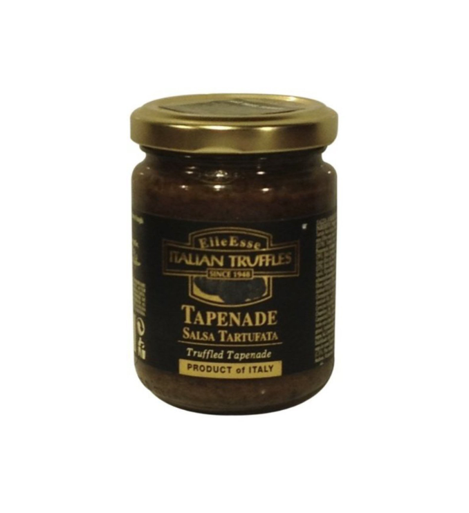Trøffel Tapenade, Sort - Truffled Tapenade