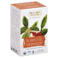 Holistic Te Purpose Numi Organic