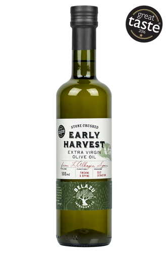Early Harvest Stonecrushed Extra Virgin - Outstanding