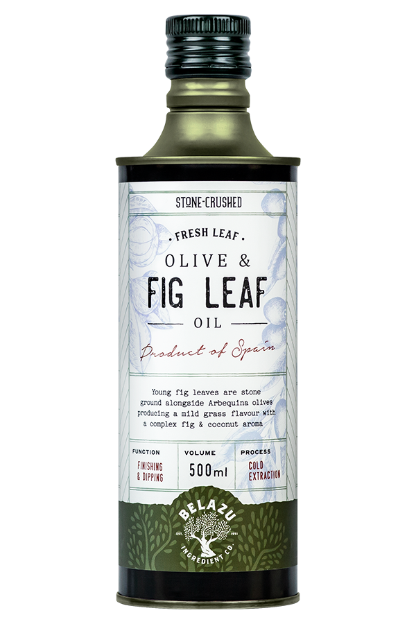 Extra Virgin Figenblade Spansk Extra Virgin Fig Leaf