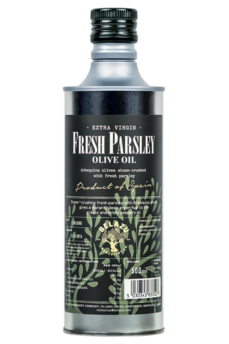 Spansk Persille Olie - Extra Virgin Fresh Parsley
