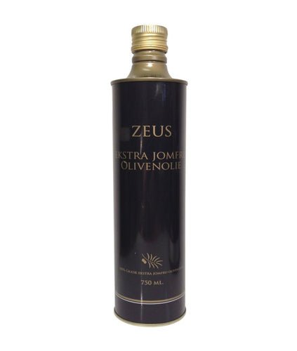 Zeus Græsk Extra Virgin - Inka Food Private Brand